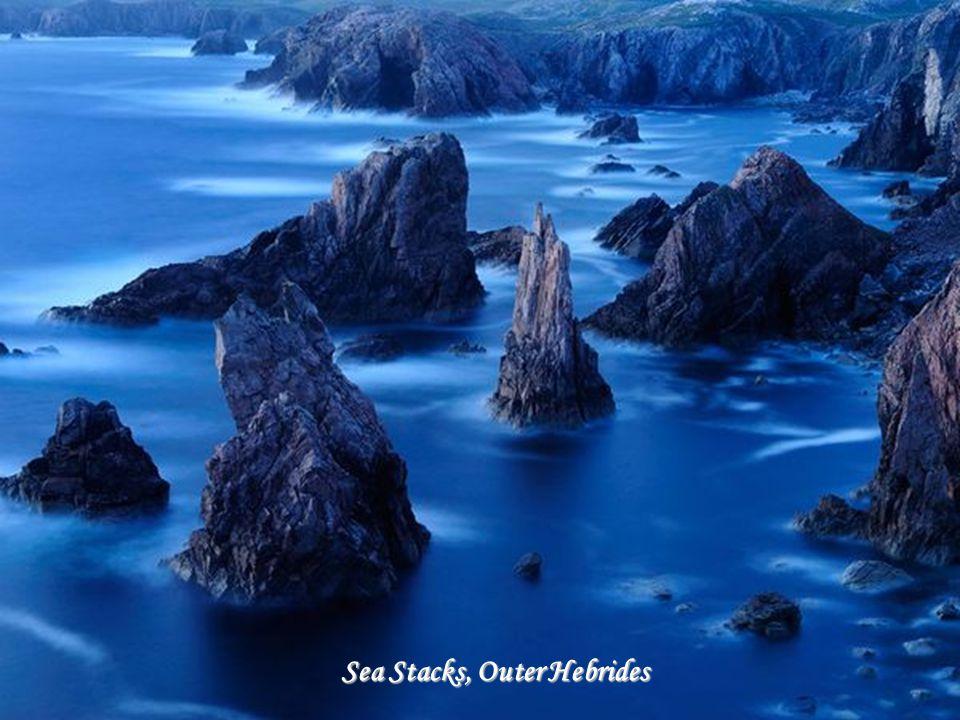 Sea Stacks, Outer Hebrides