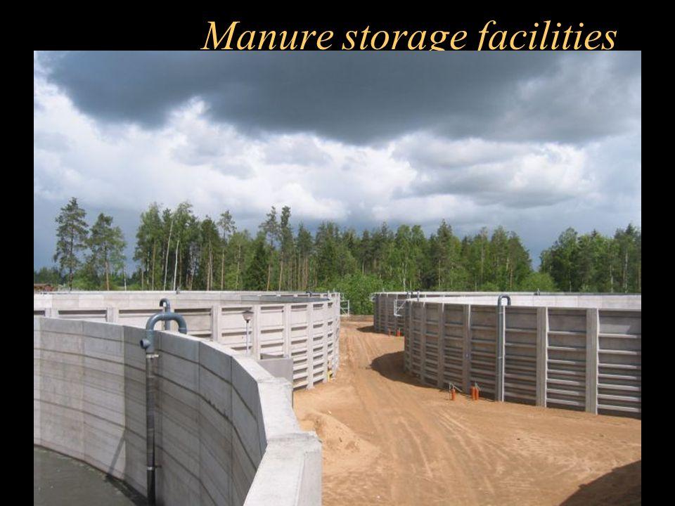 Ain Kendra - Vilnius - 14.09.200431 Manure storage facilities