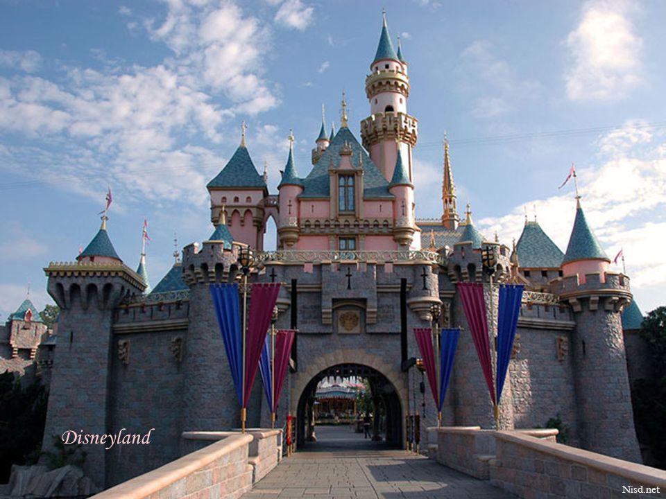 Nisd.net Disneyland