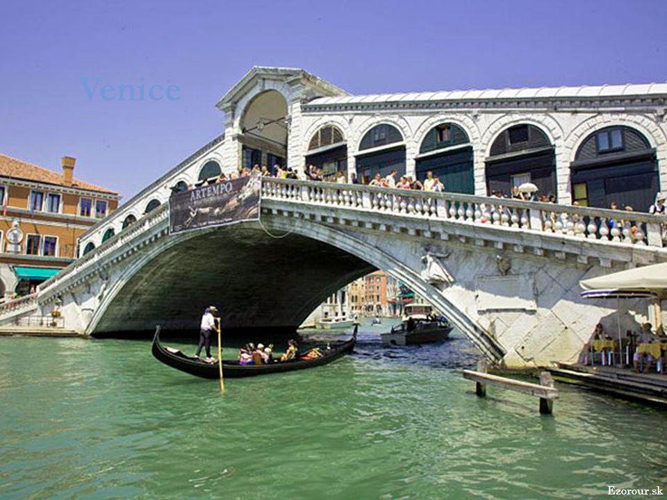 Venice Ezorour.sk