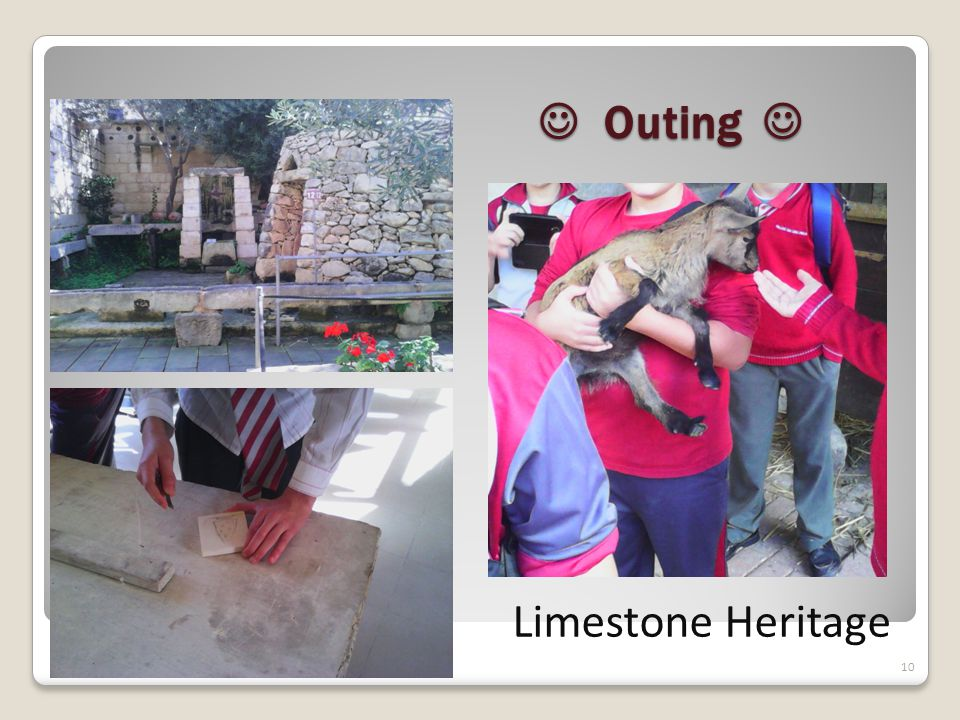 Outing Outing Limestone Heritage 10