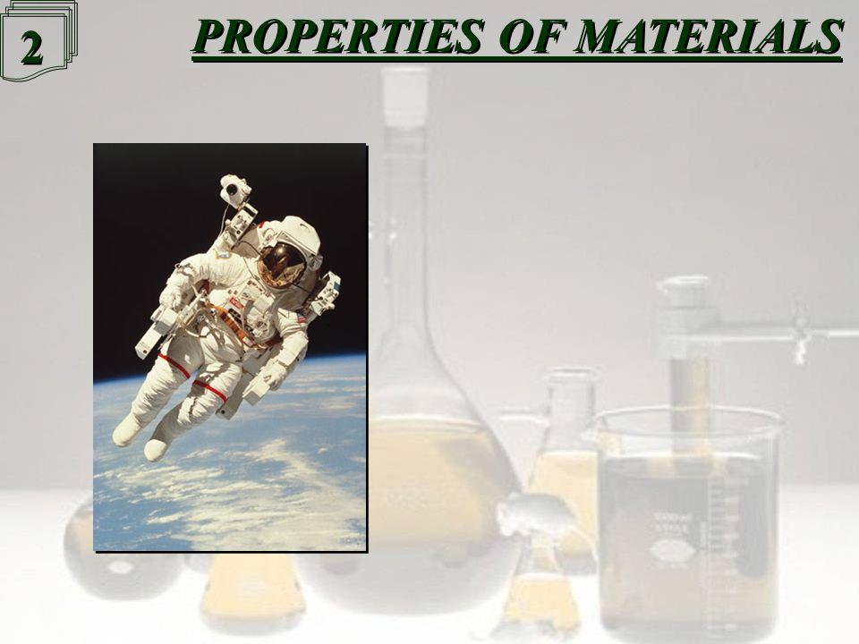 2 2 PROPERTIES OF MATERIALS