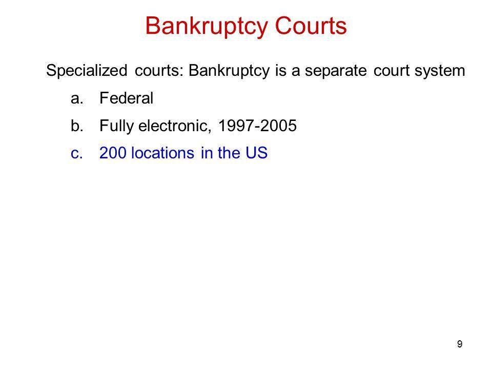 50 Problem 6.6, page 110 Petition 3 months Now $50K$40K MotionHearing $35K$30K$25K Case end We represent the bankrupt.
