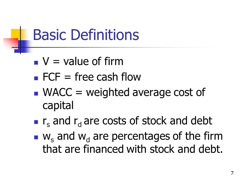 8 How can capital structure affect value.