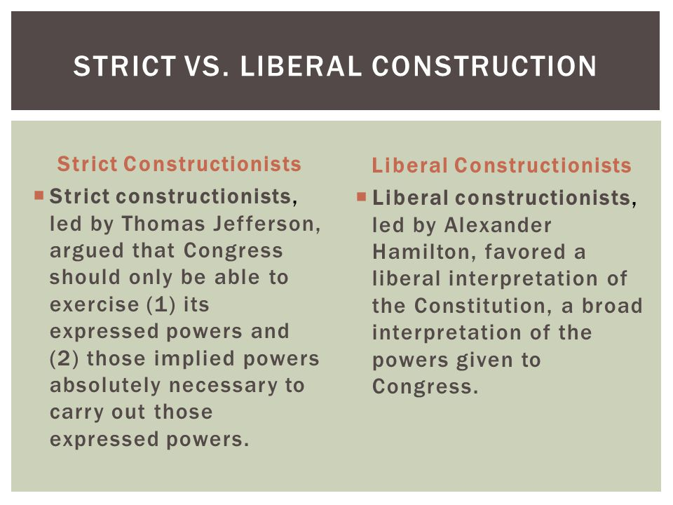 The Constitution gives Congress the power:  To law and collect Taxes, Duties, Imposts and Excises, to pay the Debts and provide for the common Defense and general Welfare of the United States… -Article I, Section 8, Clause 1 THE POWER TO TAX