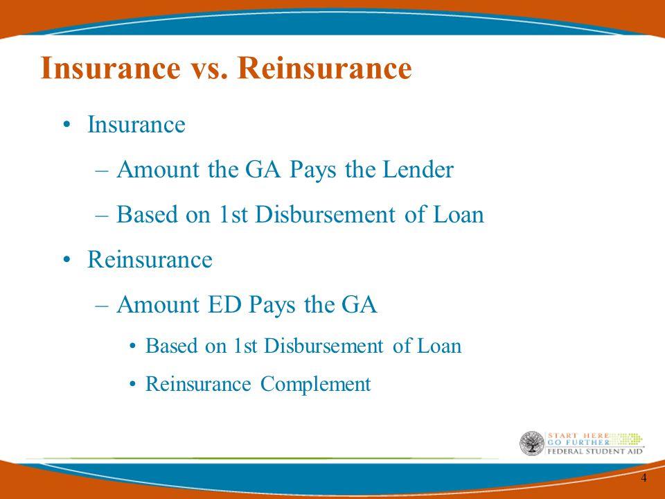 4 Insurance vs.