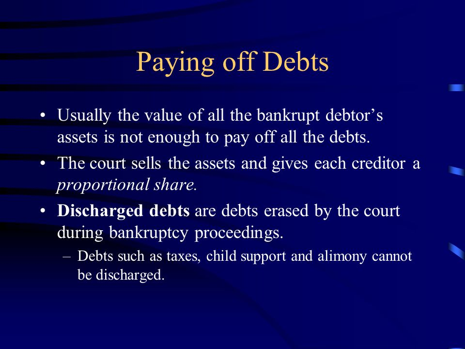 Chapter 11 Bankruptcy Chapter 11 bankruptcy is a reorganization form of bankruptcy for businesses that allow them to continue operating under court supervision as they repay their restructured debt.