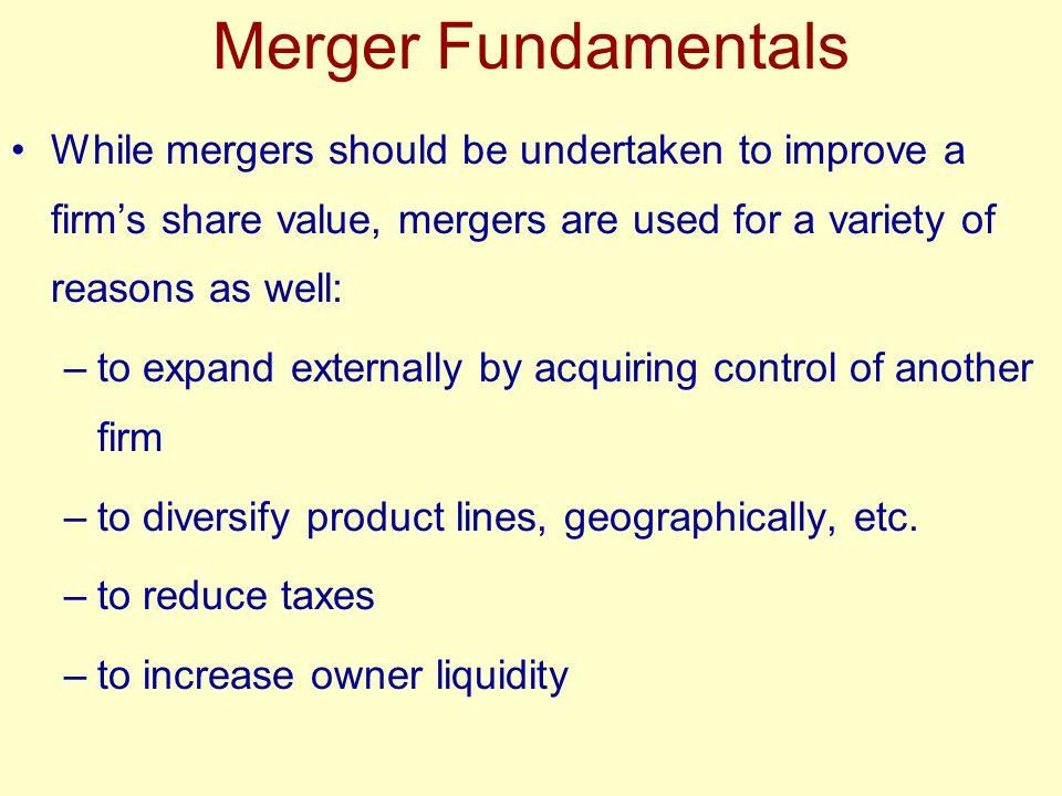 公司價值與綜效 C. 如何選擇以現金或者是以換股方式併購? a) 如果 A 的股票可能被高估 b) 稅的考量 c) 綜效的分享的考量 d) 舉債的考量