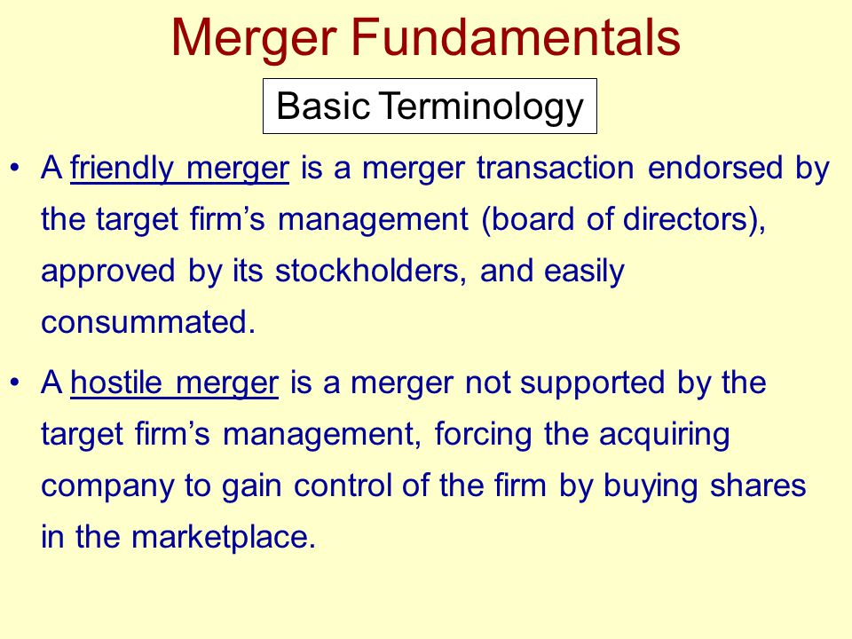 Analyzing and Negotiating Mergers Even though the acquiring firm must usually pay a premium above the target's market price, the acquiring firm's shareholders may still gain.