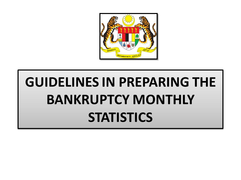 BANKRUPTCY CASES TRACKING CHART BANKRUPTCY CASES HIGH COURT AT __________ FOR THE MONTH OF ___________ 2010 Balance Brought Forward is the sum brought forward from the previous month.