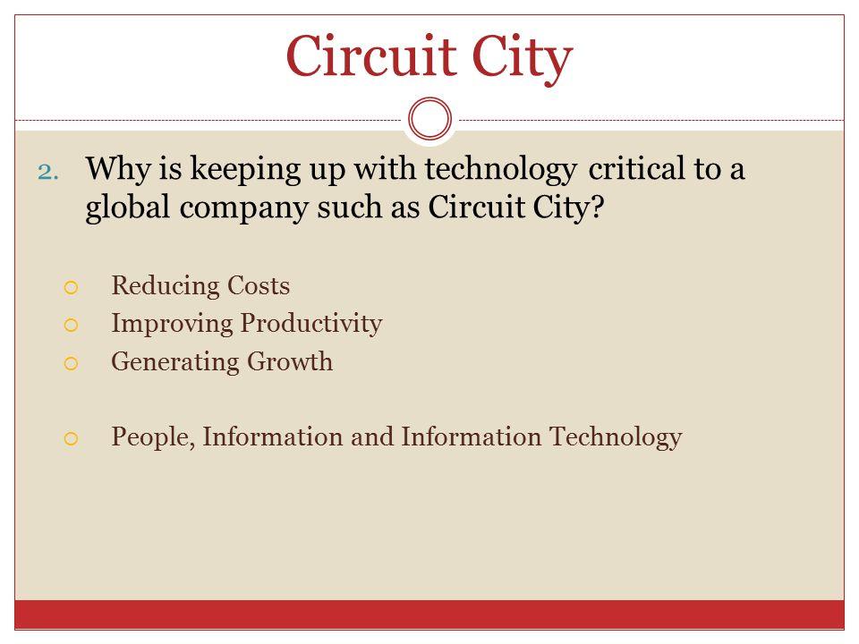 Circuit City 2.