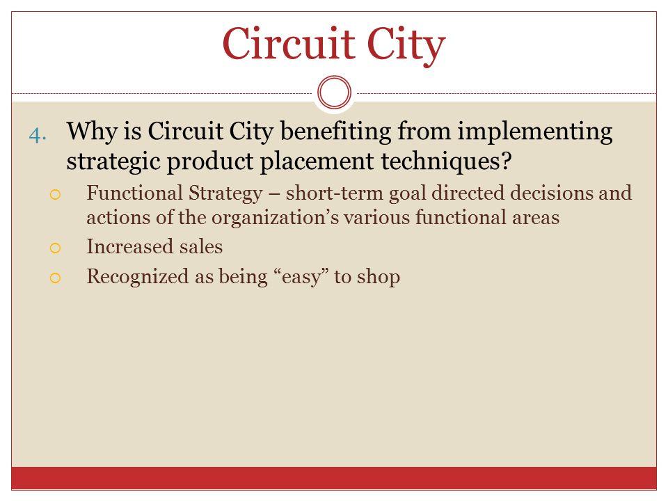 Circuit City 4.