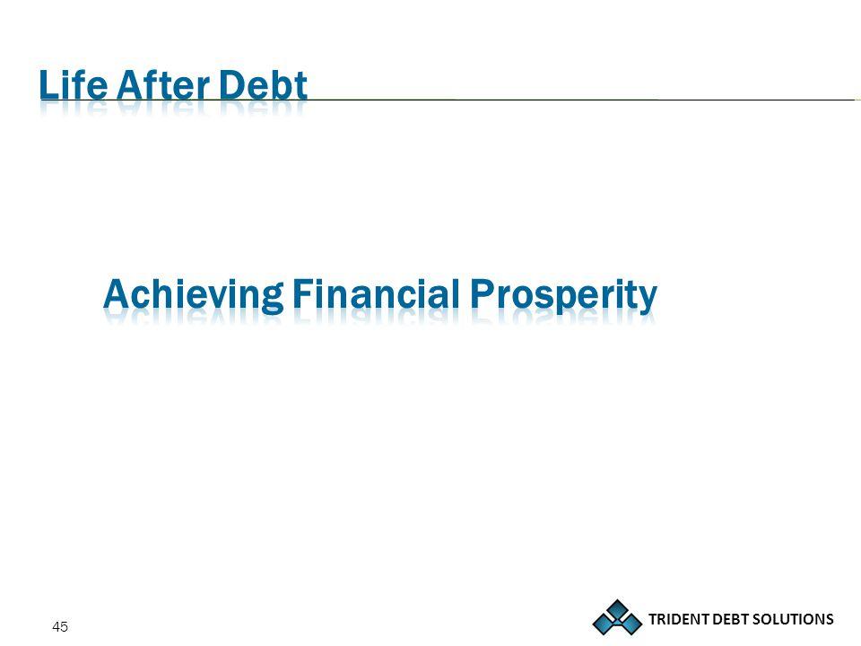 TRIDENT DEBT SOLUTIONS 45
