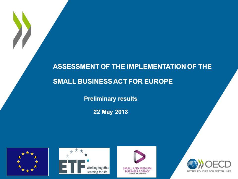 National Coordinator: Dr.Nir Ben- Aharon, Ministry of Economy OECD advisors and key advisors: Dr.