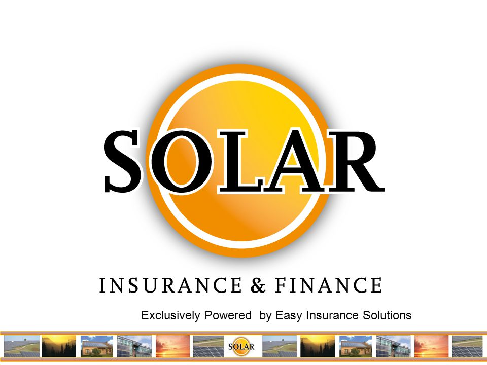 Exclusively Powered by Easy Insurance Solutions