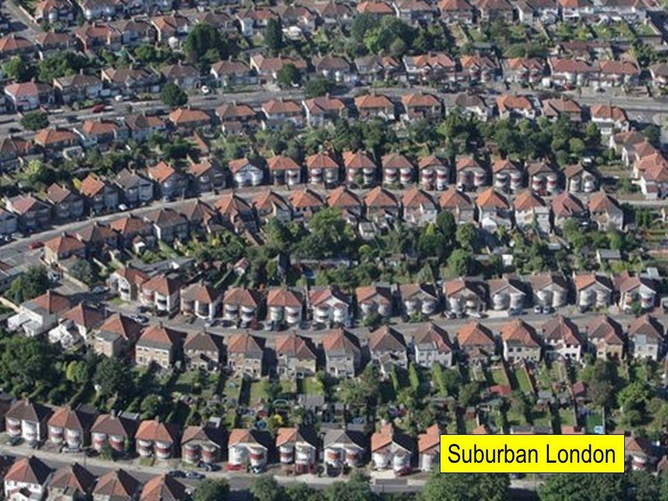 Suburban London
