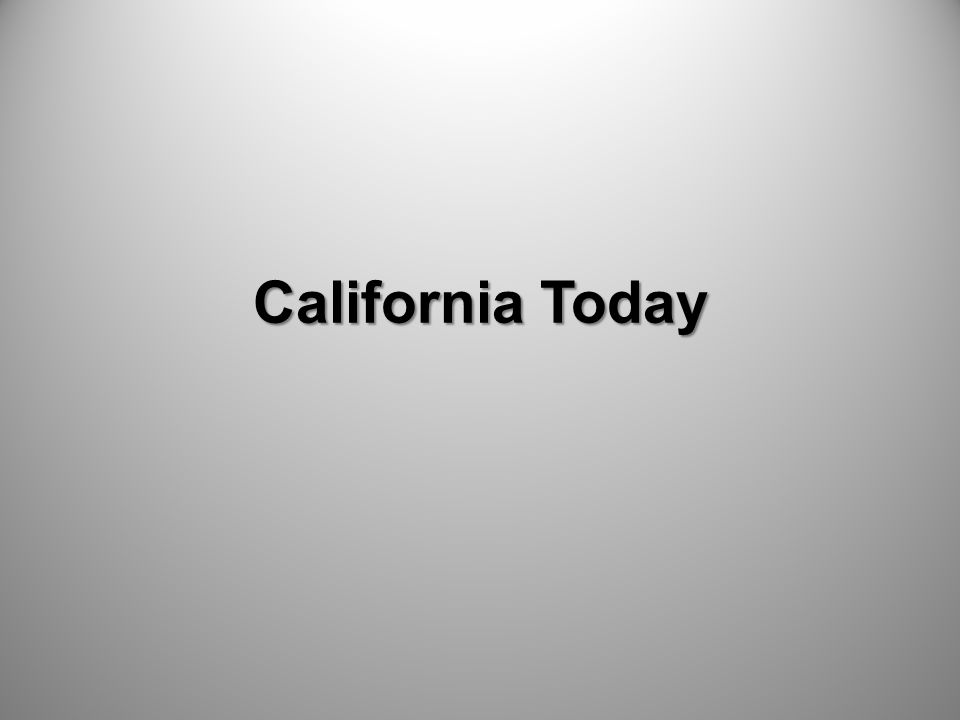 California Today