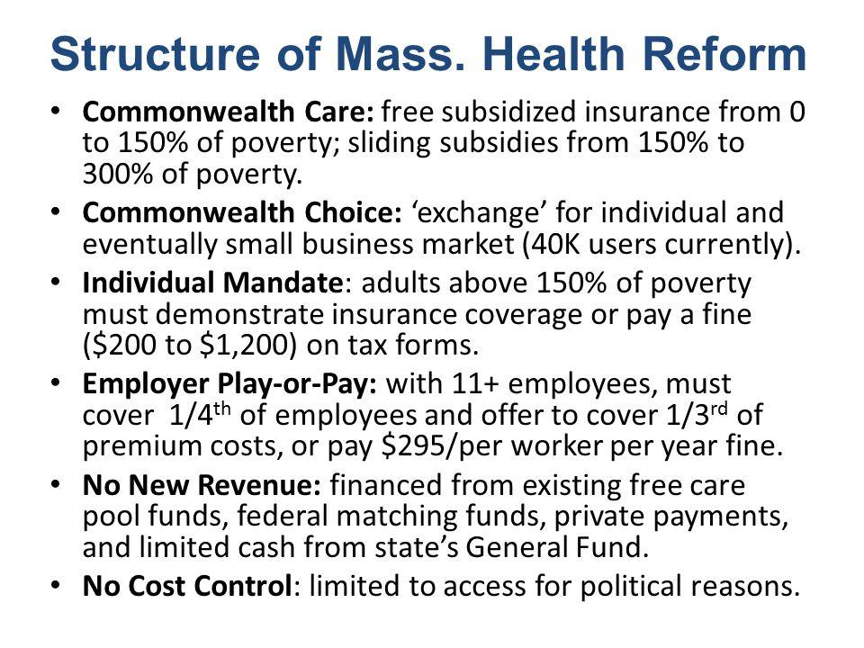 Impact on the Uninsured