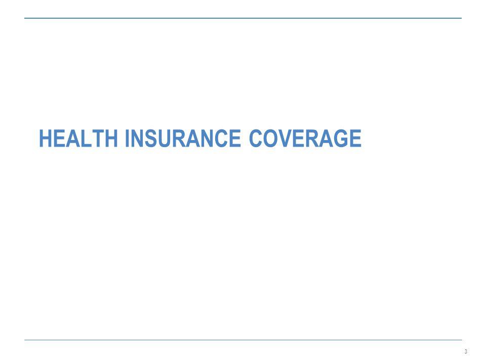 3 HEALTH INSURANCE COVERAGE