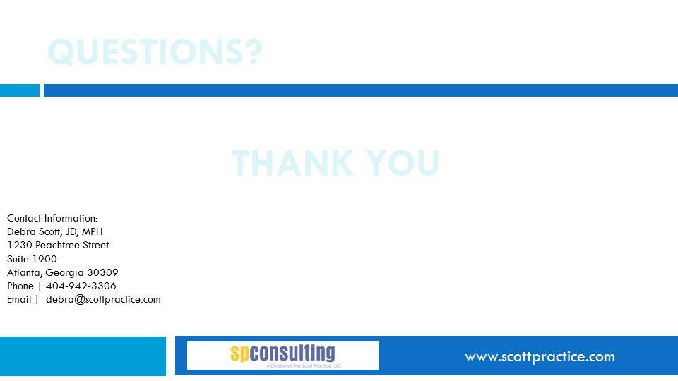 www.scottpractice.com QUESTIONS.