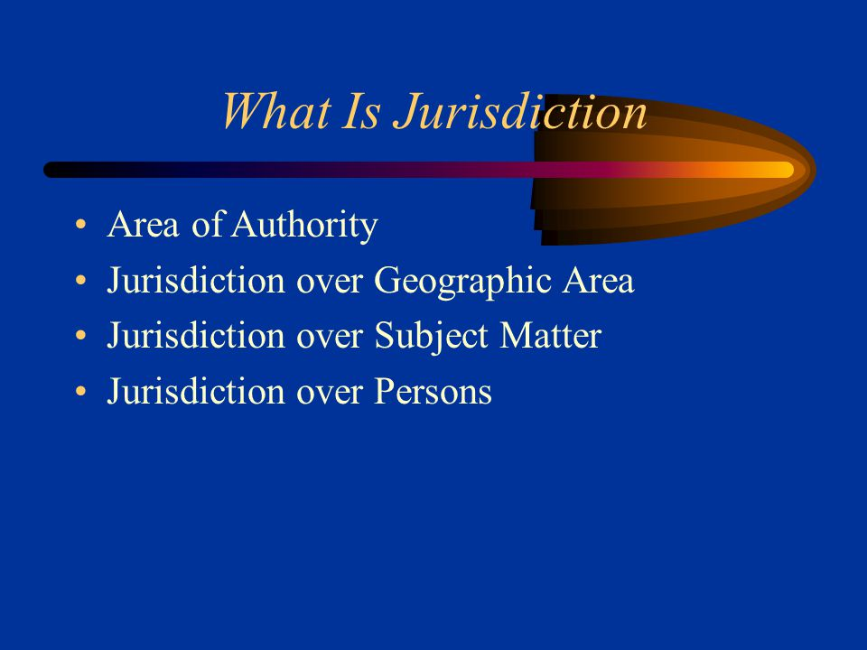 Federal Programs/Jurisdiction Generally Broad Jurisdiction in Indian Country Federal Authority Over Tribal Members, Non-Members, Trust Land, Fee Land, Etc.