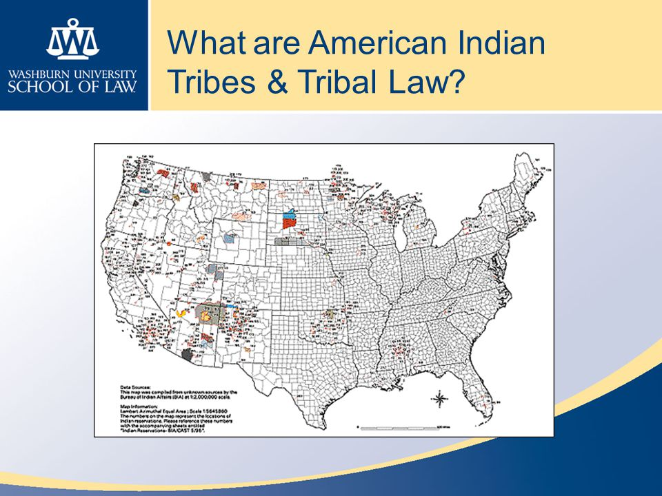 Why Introduce Tribal Nations & Courts.