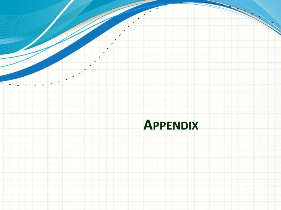 A PPENDIX