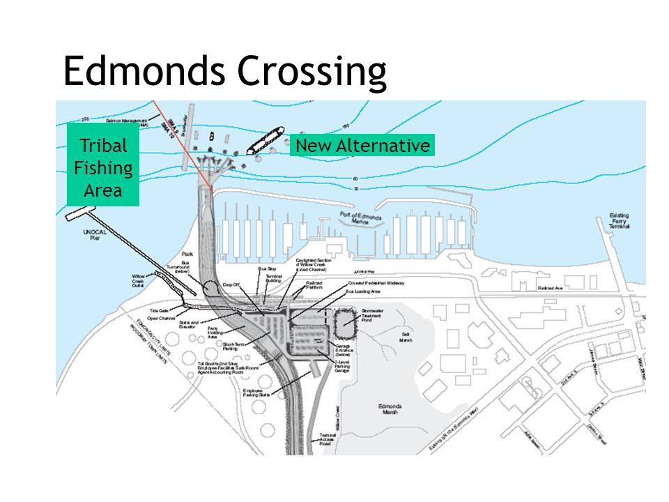 Edmonds Crossing Tribal Fishing Area New Alternative