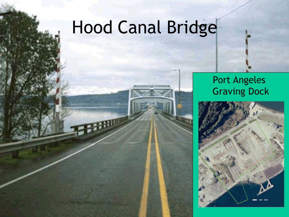 Port Angeles Graving Dock Hood Canal Bridge