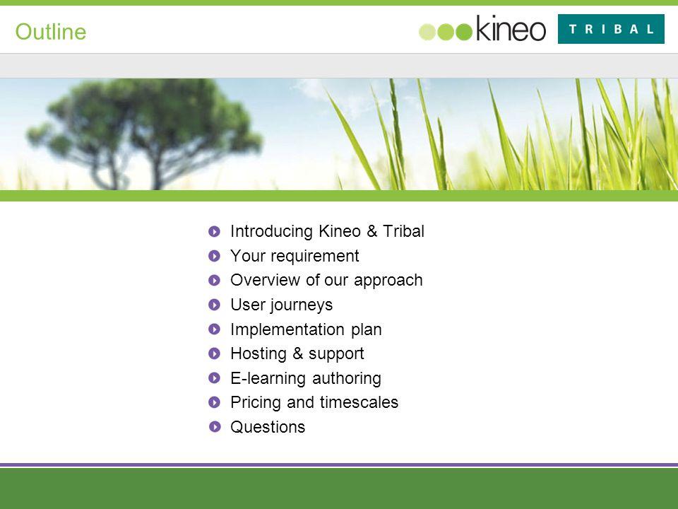 Kineo & Tribal