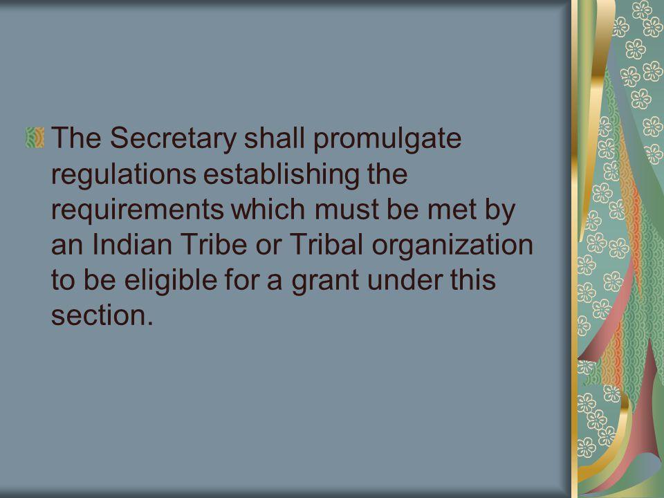 Subpart C—Tribal IV-D Plan Requirements 9.