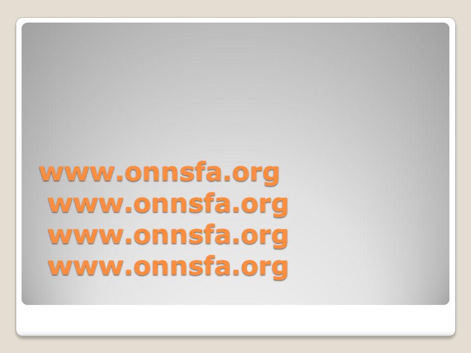 www.onnsfa.org www.onnsfa.org www.onnsfa.org www.onnsfa.org