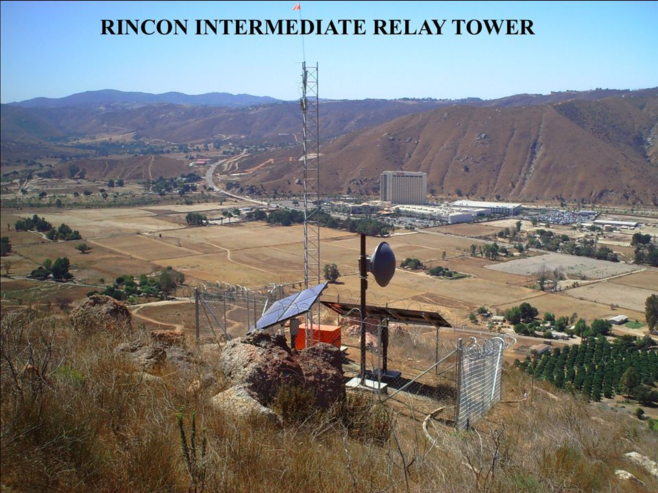 RINCON INTERMEDIATE RELAY TOWER