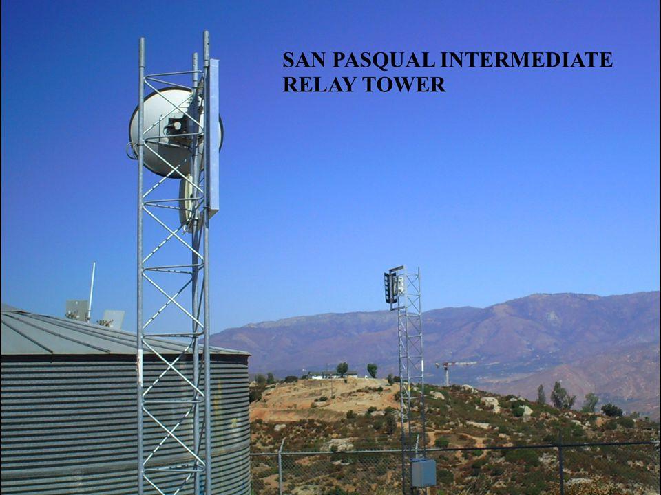 SAN PASQUAL INTERMEDIATE RELAY TOWER