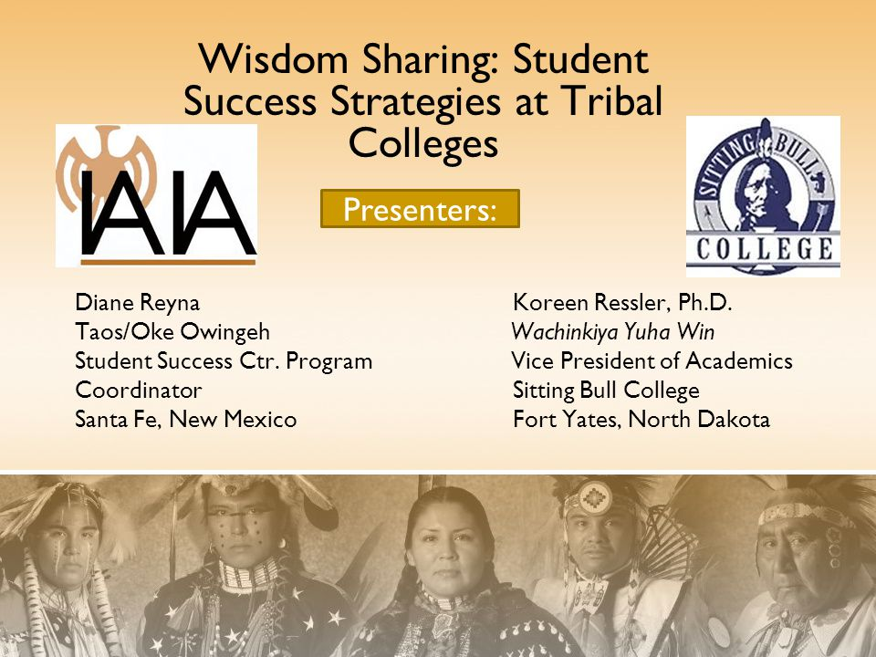 Diane ReynaKoreen Ressler, Ph.D.Taos/Oke Owingeh Wachinkiya Yuha Win Student Success Ctr.