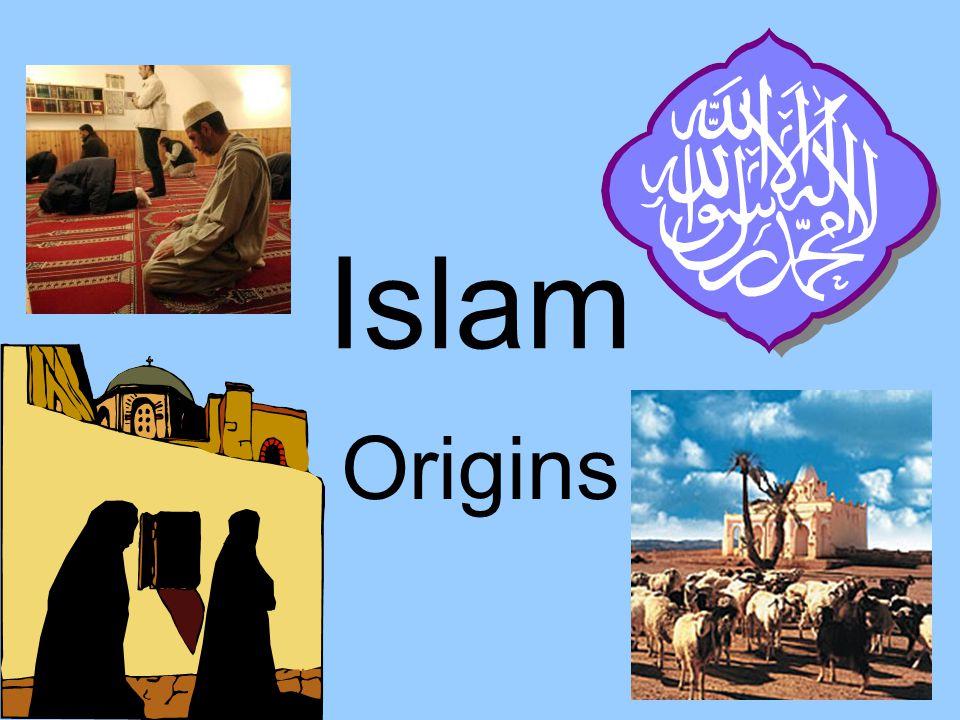 Islam Origins
