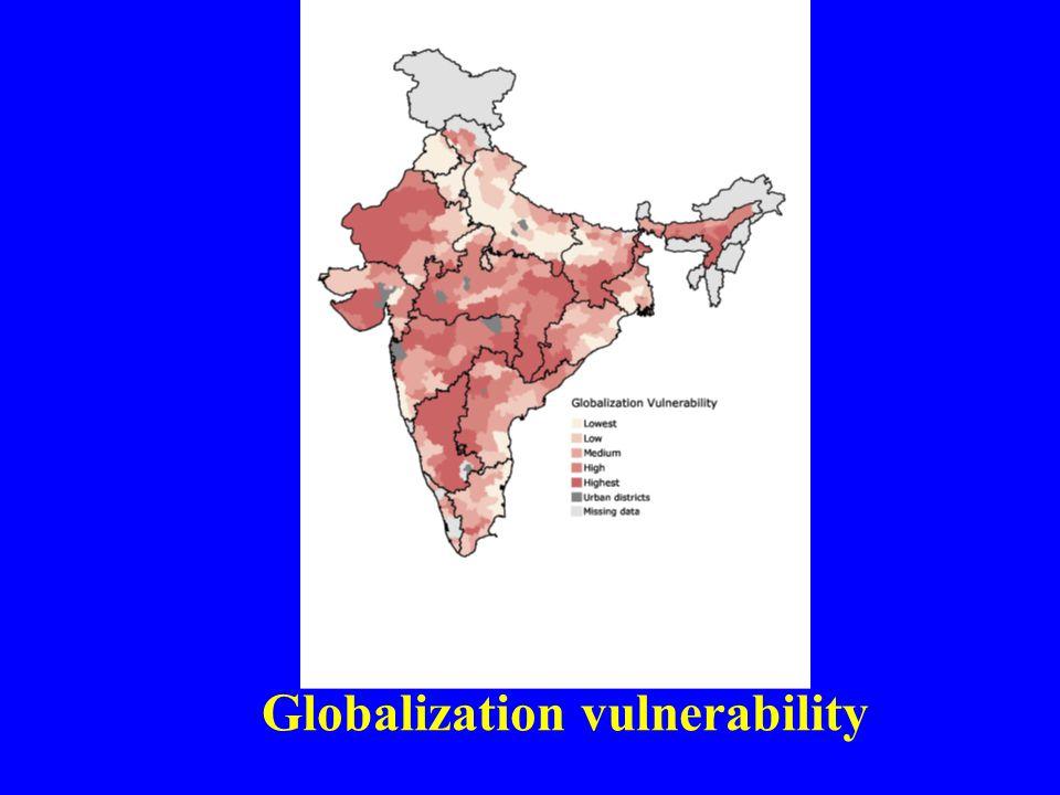 Globalization vulnerability