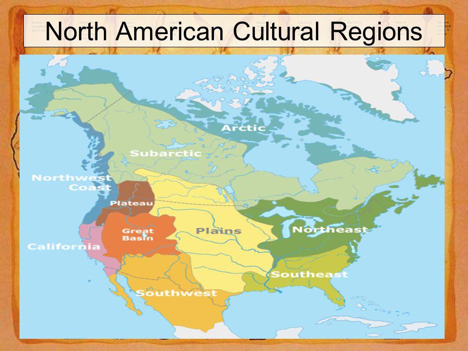 North American Cultural Regions