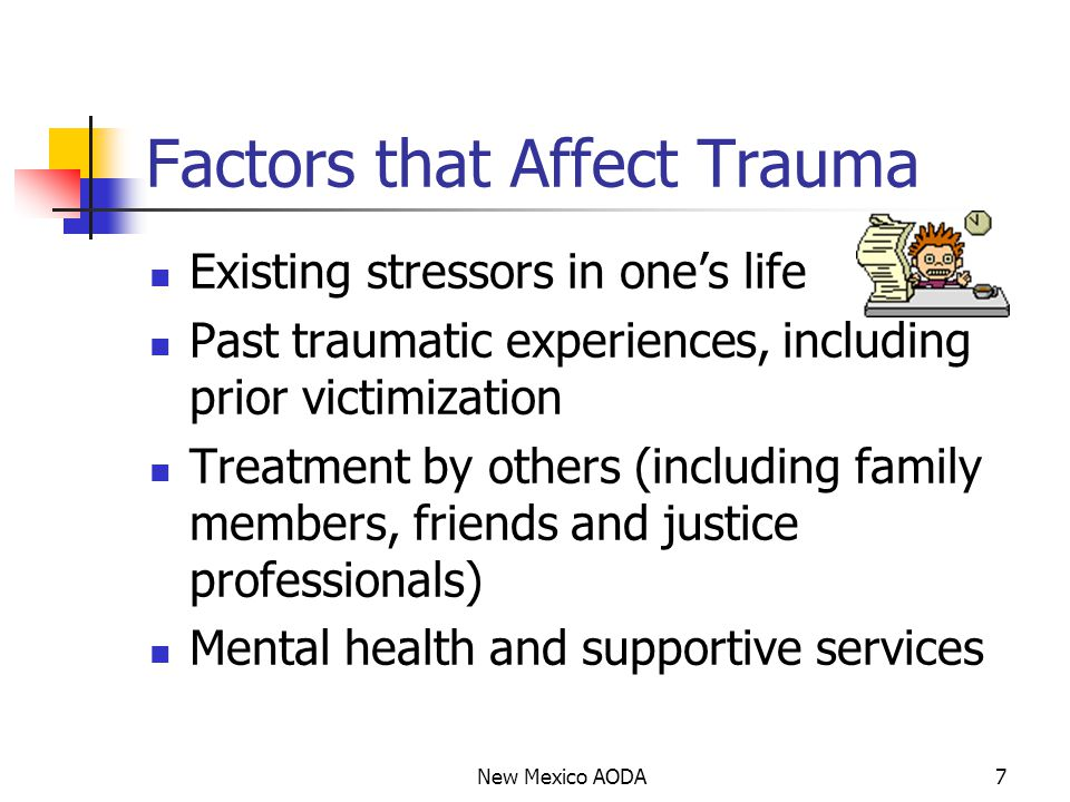 You Can Discourage Effective Communication by/2: Lack of attention to affect of the victim Behaving in a blaming, defensive or judgmental manner New Mexico AODA18