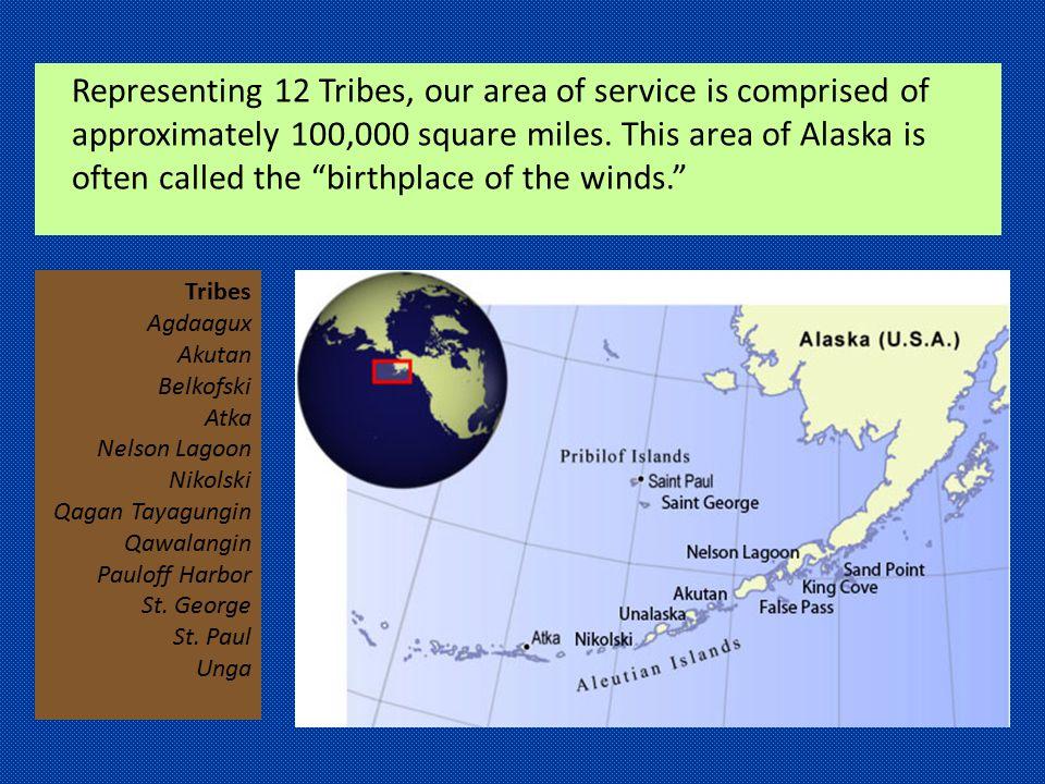 Tribes Agdaagux Akutan Belkofski Atka Nelson Lagoon Nikolski Qagan Tayagungin Qawalangin Pauloff Harbor St.