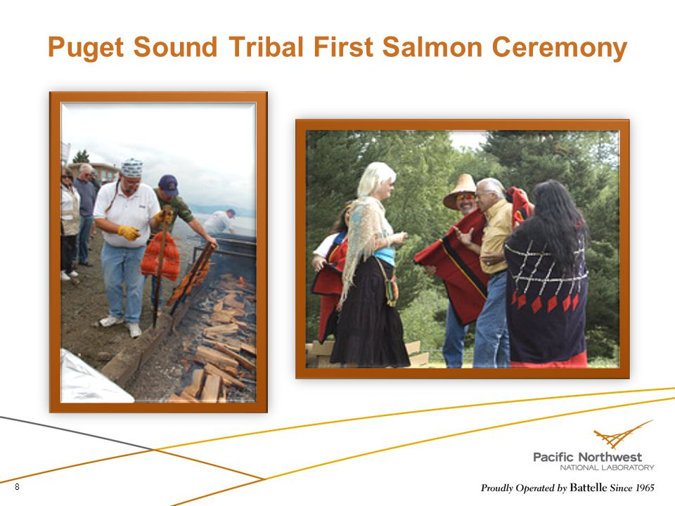 Puget Sound Tribal First Salmon Ceremony 8
