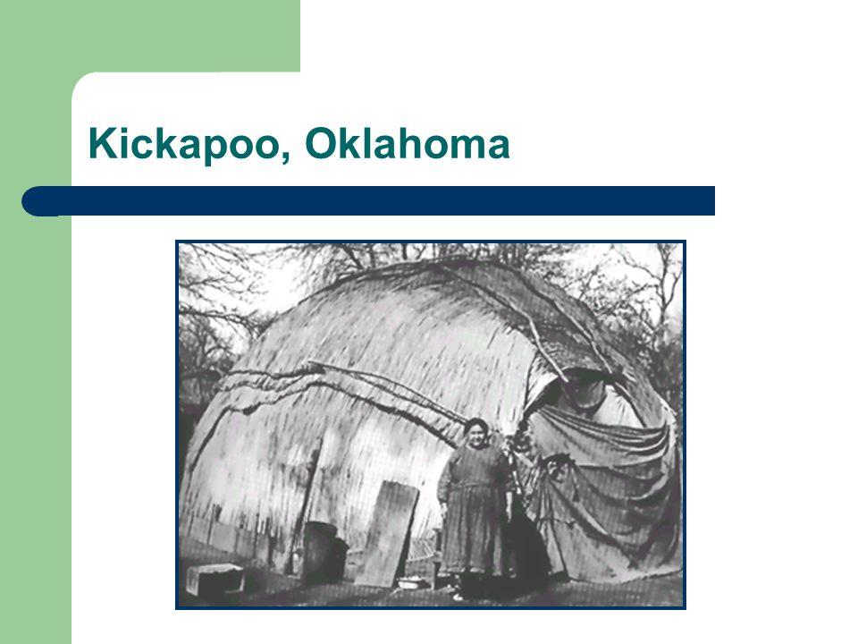 Kickapoo, Oklahoma