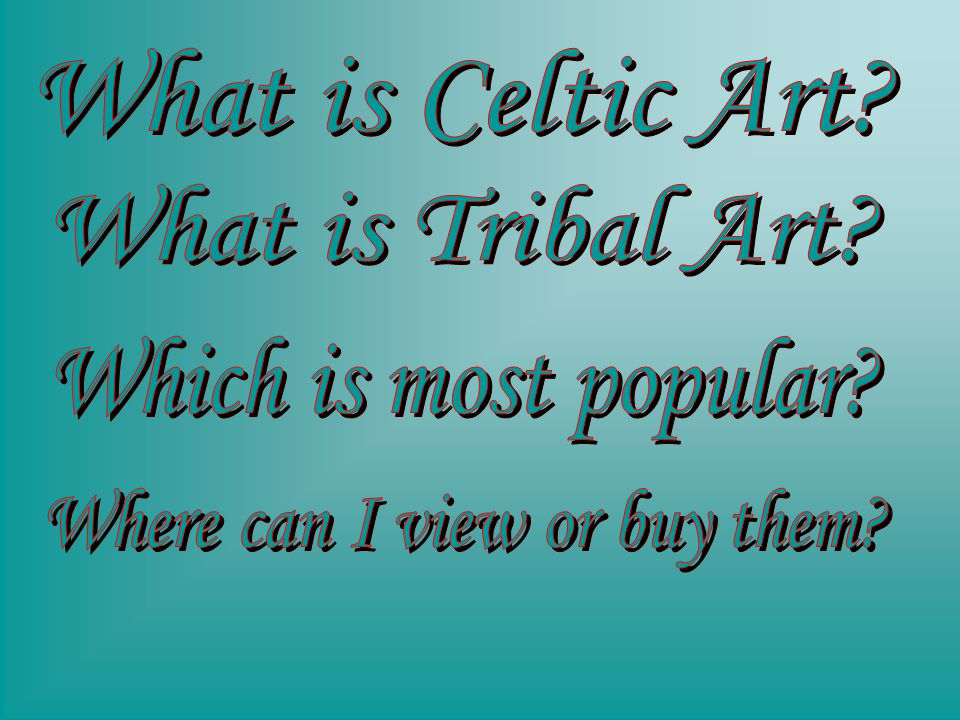 Tribal art is an umbrella term used to describe artifacts and objects created by the indigenous people of (controversially named) primitive cultures.