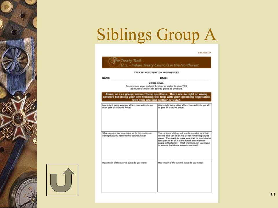33 Siblings Group A