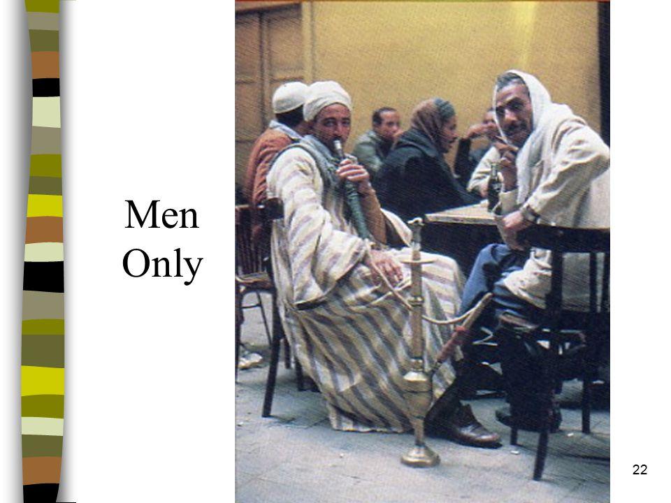 22 Men Only