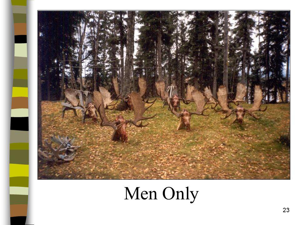 23 Men Only