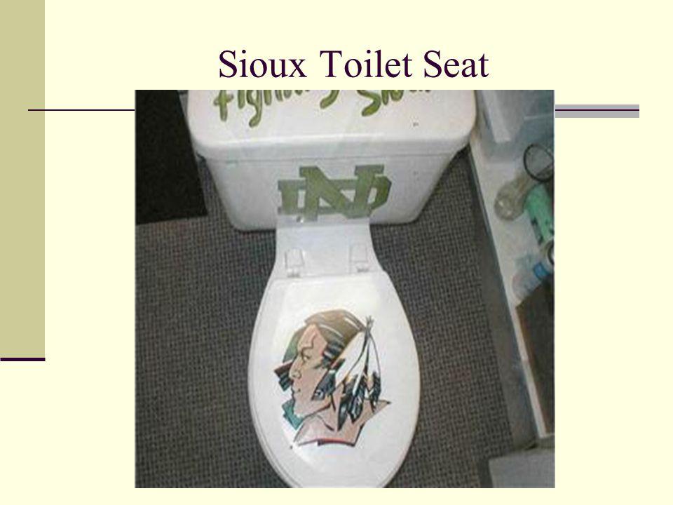 Sioux Toilet Seat