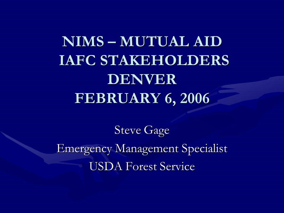 The NIMS Integration Center General Information Web Page: www.fema.gov/nimsWeb Page: www.fema.gov/nims E-Mail: NIMS-Integration-Center@dhs.gov E-Mail: NIMS-Integration-Center@dhs.gov NIMS Training: www.training.fema.gov/emiweb/IS/is700.asp NIMS Training: www.training.fema.gov/emiweb/IS/is700.asp NRP Training: www.training.fema.gov/emiweb/IS/is800.asp NRP Training: www.training.fema.gov/emiweb/IS/is800.asp ICS Training: www.training.fema.gov/emiweb/ ICS Training: www.training.fema.gov/emiweb/