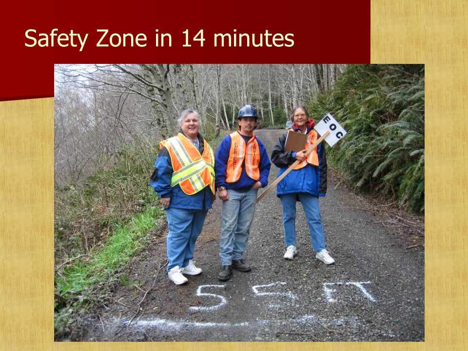 Safety Zone in 14 minutes