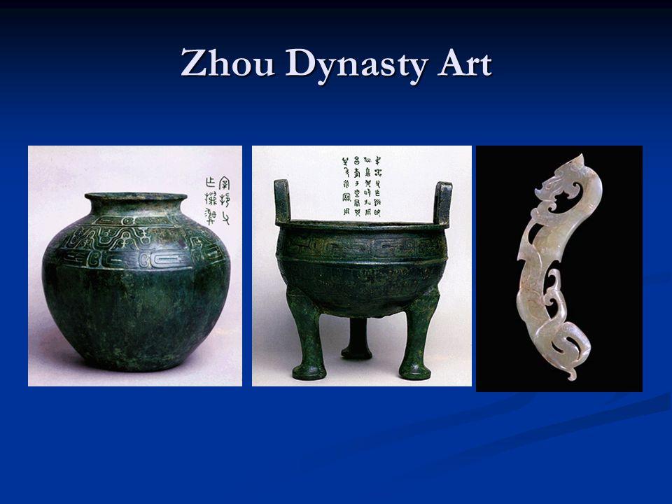 Zhou Dynasty Art